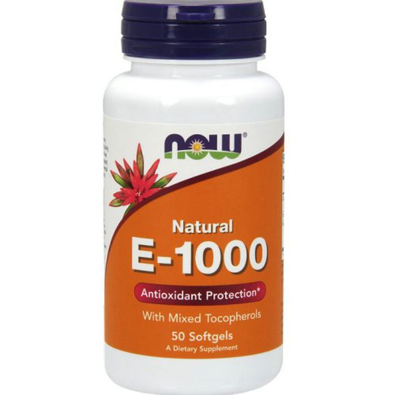 E-1000 IU 50 softgels